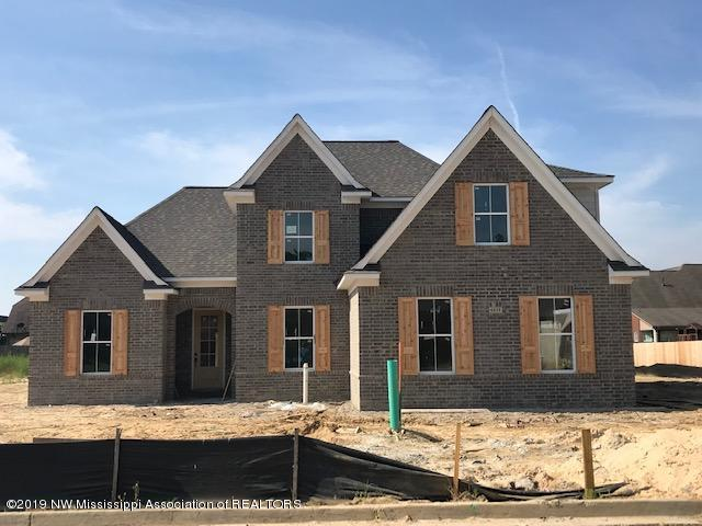 6839 Hawks View, Olive Branch, MS 38654 (MLS #323016) :: Signature Realty