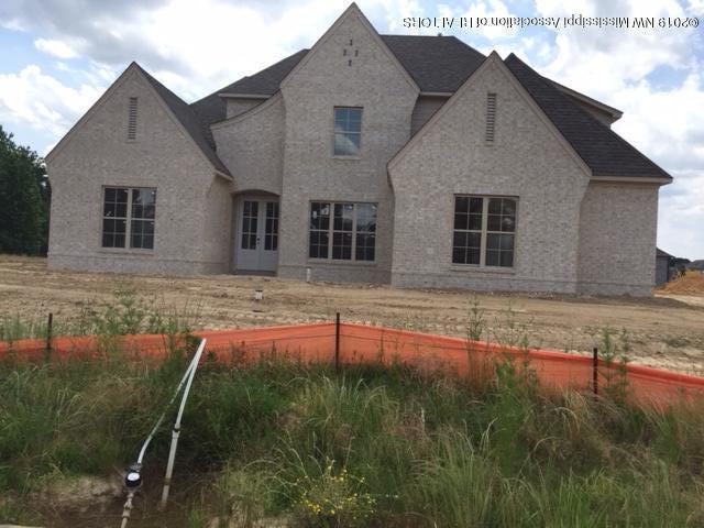 5711 Shiloh Lane, Southaven, MS 38672 (#323151) :: Berkshire Hathaway HomeServices Taliesyn Realty