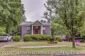 275 W Chulahoma Avenue, Holly Springs, MS 38635 (MLS #323313) :: Signature Realty