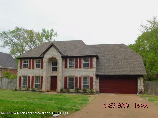 4460 Okeechobee Drive, Nesbit, MS 38651 (MLS #323358) :: Gowen Property Group | Keller Williams Realty