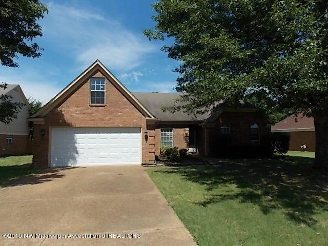 6693 Crystal Drive, Olive Branch, MS 38654 (MLS #323414) :: Signature Realty
