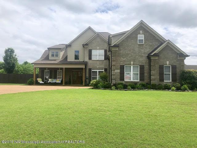 3411 Delaney Drive, Nesbit, MS 38651 (MLS #323418) :: Signature Realty