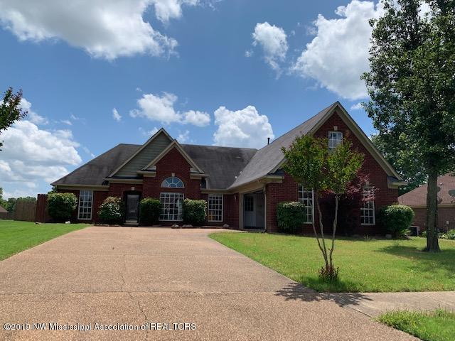 2417 Heather Ridge, Southaven, MS 38671 (MLS #323438) :: Signature Realty