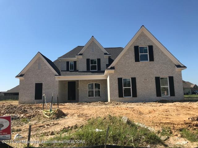 6633 Hawks View, Olive Branch, MS 38654 (MLS #324337) :: Signature Realty