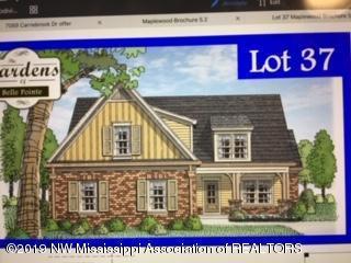 5088 Kensington Creek Dr., Southaven, MS 38672 (MLS #324361) :: Signature Realty