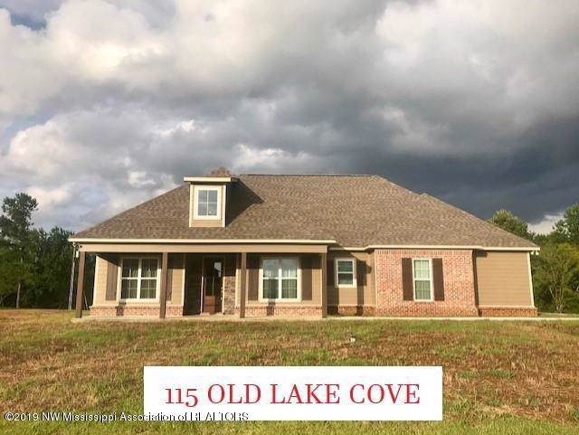 115 Old Lake Cove, Batesville, MS 38606 (MLS #324733) :: Signature Realty