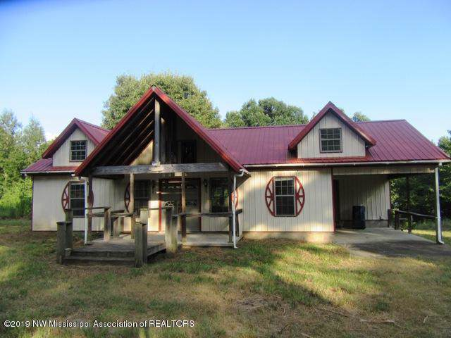 181 Oakview Drive, Como, MS 38619 (MLS #324857) :: Signature Realty