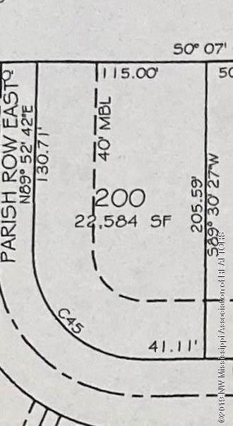 4698 Parish Row, Olive Branch, MS 38654 (MLS #326032) :: Signature Realty