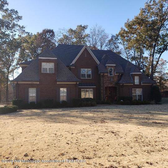 1781 Scout Cove, Nesbit, MS 38651 (#326334) :: Berkshire Hathaway HomeServices Taliesyn Realty