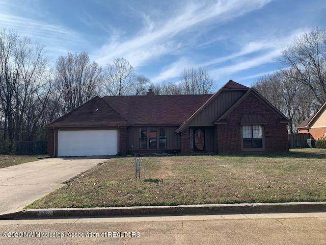 5103 Plum Tree Drive, Southaven, MS 38671 (MLS #327743) :: The Live Love Desoto Group