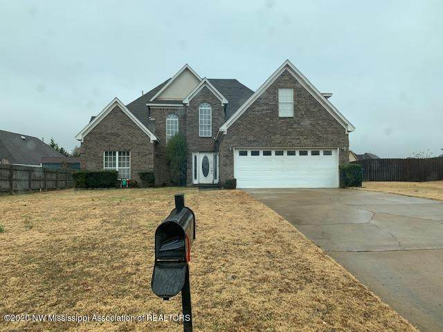 5586 Lakefront Drive, Horn Lake, MS 38637 (MLS #327748) :: The Live Love Desoto Group