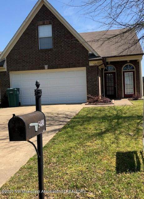 5480 Kristy Lane, Southaven, MS 38671 (MLS #328644) :: Signature Realty