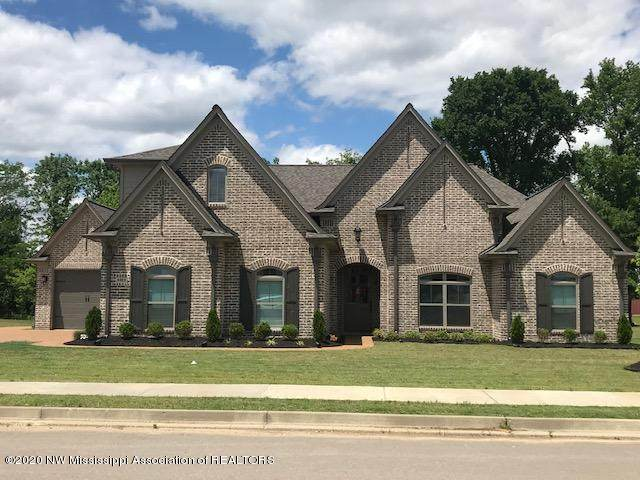 6862 Hawks View, Olive Branch, MS 38654 (MLS #329343) :: Gowen Property Group | Keller Williams Realty