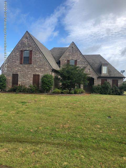 14370 Buttercup Drive, Olive Branch, MS 38654 (MLS #329495) :: Signature Realty