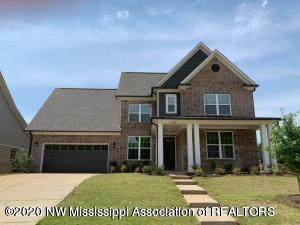 9549 Crape Myrtle Drive, Olive Branch, MS 38654 (MLS #329638) :: The Live Love Desoto Group