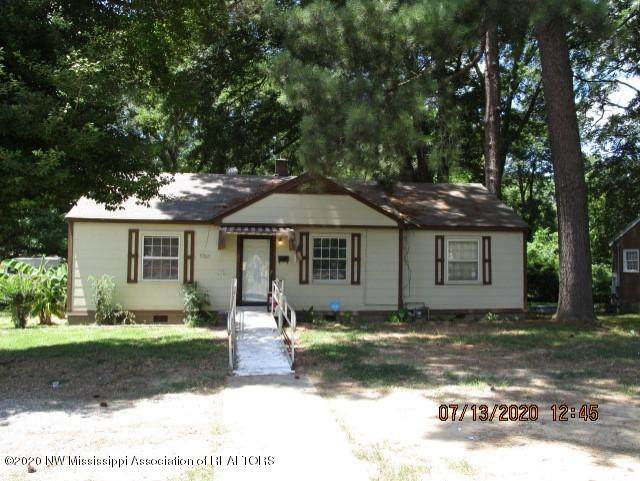 109 Marvin Street, Senatobia, MS 38668 (MLS #330417) :: The Live Love Desoto Group