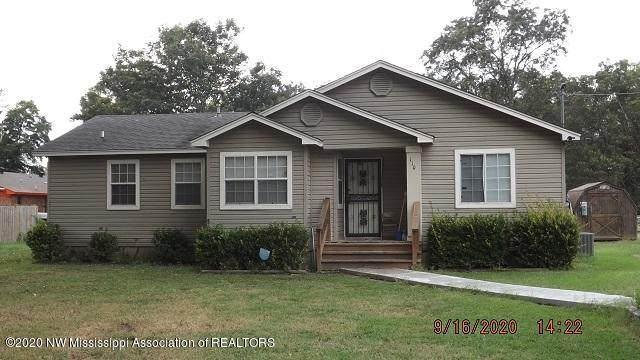 110 West Street, Tutwiler, MS 38963 (MLS #331515) :: The Home Gurus, Keller Williams Realty