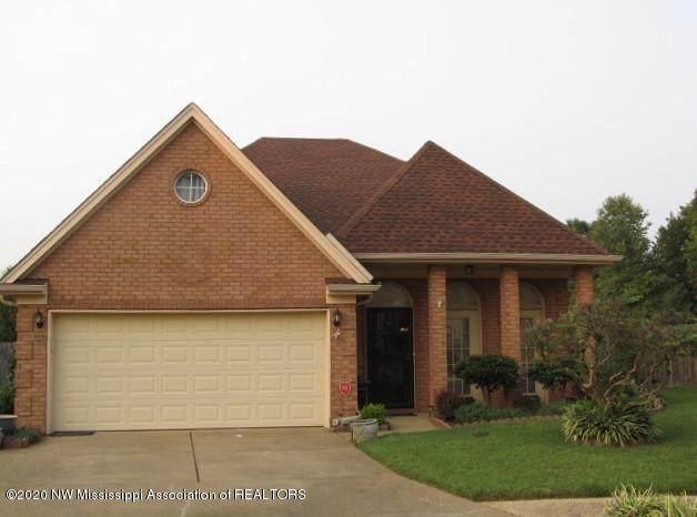 9822 Morgan Meadows Cove, Olive Branch, MS 38654 (MLS #331539) :: The Home Gurus, Keller Williams Realty