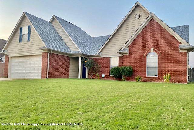 2504 Baird Drive, Southaven, MS 38672 (MLS #331947) :: The Justin Lance Team of Keller Williams Realty