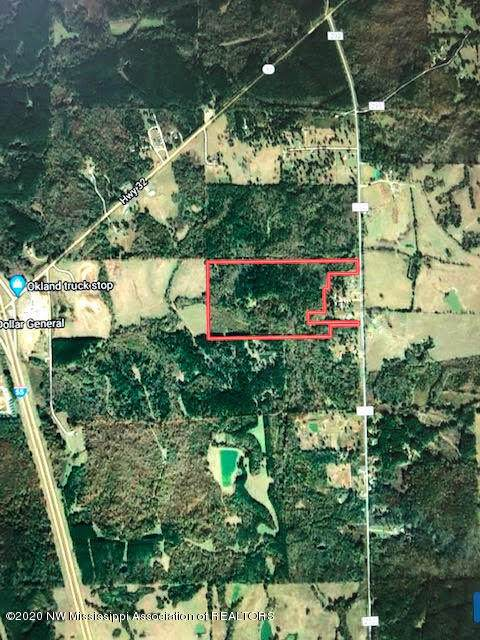000 Cr 232, Oakland, MS 38948 (MLS #332087) :: The Live Love Desoto Group