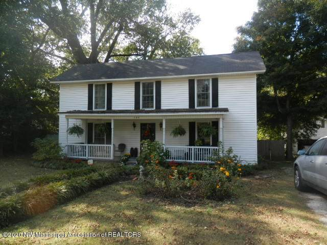 280 S Memphis Street, Holly Springs, MS 38635 (MLS #332166) :: The Live Love Desoto Group