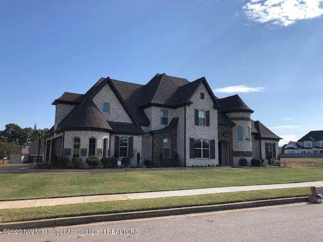 8181 Waterfall Way, Olive Branch, MS 38654 (MLS #332310) :: The Live Love Desoto Group