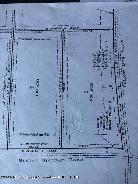7 Gravel Springs Rd, Senatobia, MS 38668 (MLS #332863) :: Signature Realty