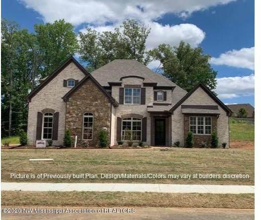 4 Castle Pines Drive, Byhalia, MS 38611 (MLS #332911) :: Gowen Property Group | Keller Williams Realty