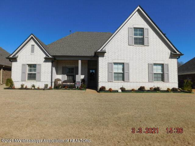 1194 Howell Way, Hernando, MS 38632 (#334123) :: Area C. Mays | KAIZEN Realty