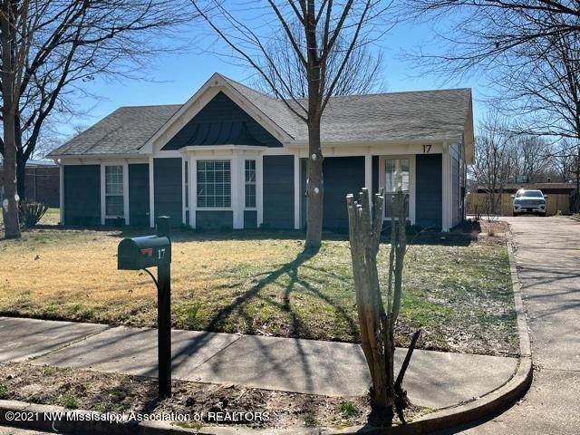 17 E Valley Street, Hernando, MS 38632 (MLS #334182) :: The Live Love Desoto Group