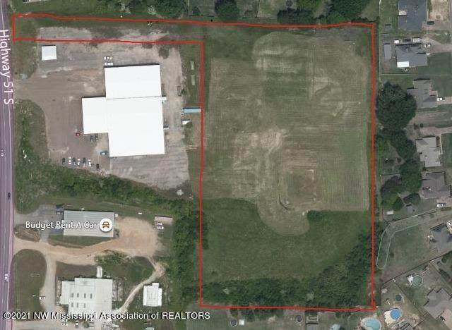 000 SE Hwy 51 S. 6.8 Acres, Hernando, MS 38632 (MLS #334506) :: Gowen Property Group | Keller Williams Realty
