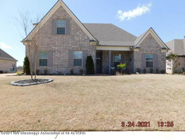 1179 Howell Way, Hernando, MS 38632 (#334527) :: Area C. Mays | KAIZEN Realty