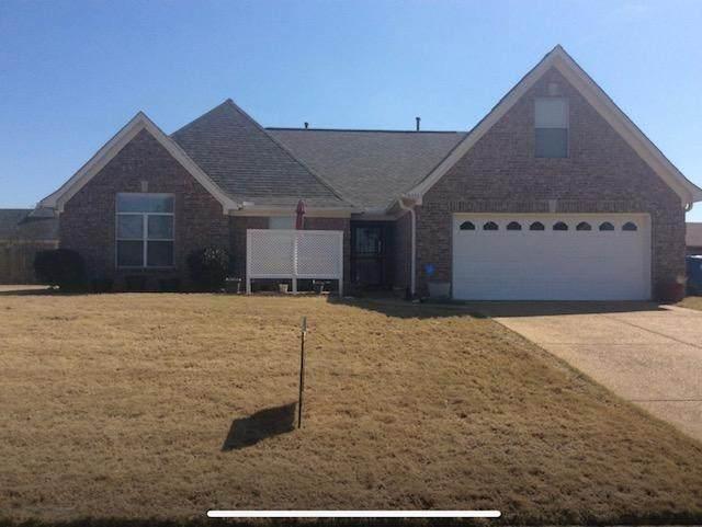 6372 Braybourne Main, Olive Branch, MS 38654 (MLS #335217) :: Gowen Property Group | Keller Williams Realty