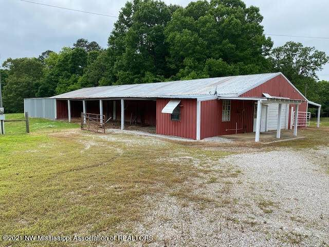 527 Co Rd 306, Corinth, MS 38834 (MLS #336599) :: Signature Realty