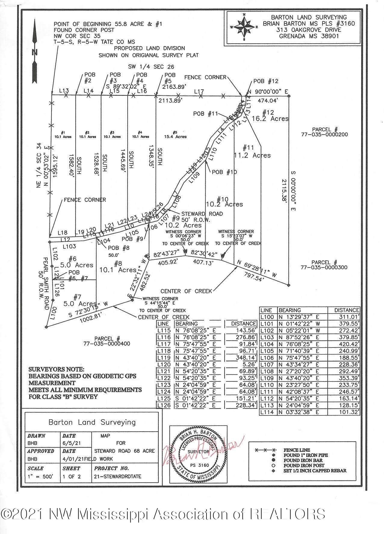 Tract 10 Steward Rd - Photo 1