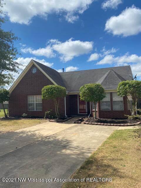 7871 Milestone Drive, Southaven, MS 38671 (MLS #337870) :: The Home Gurus, Keller Williams Realty
