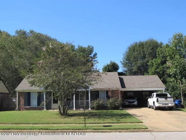 6645 Dunbarton Drive, Horn Lake, MS 38637 (MLS #337984) :: The Home Gurus, Keller Williams Realty