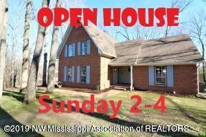 2440 Geneva Drive, Nesbit, MS 38651 (MLS #320492) :: Signature Realty