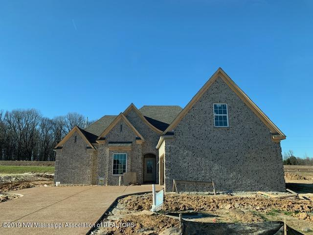 3725 Woodcutter Drive, Southaven, MS 38672 (MLS #320651) :: Signature Realty