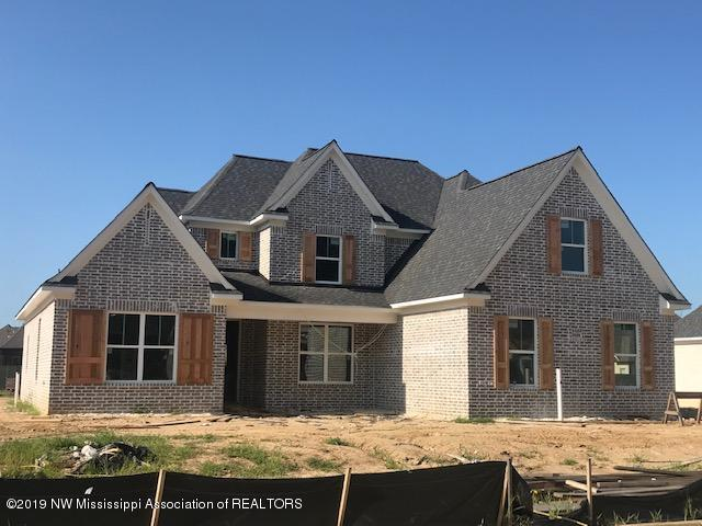 6649 Hawks View, Olive Branch, MS 38654 (MLS #323743) :: Signature Realty