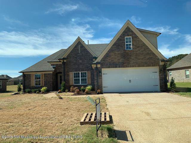 3729 Dorrie Circle Cove, Southaven, MS 38672 (MLS #325112) :: Signature Realty