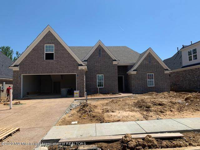 3608 Dandridge Terrace, Southaven, MS 38672 (MLS #329083) :: Signature Realty