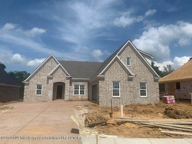 3582 Dandridge Terrace, Southaven, MS 38672 (MLS #329356) :: Signature Realty