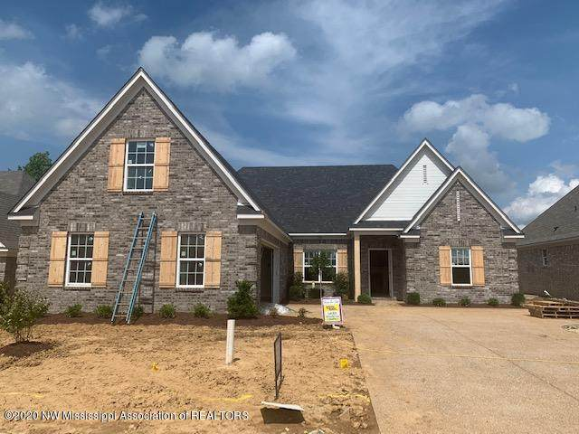 3596 Dandridge Terrace, Southaven, MS 38672 (MLS #329357) :: Signature Realty