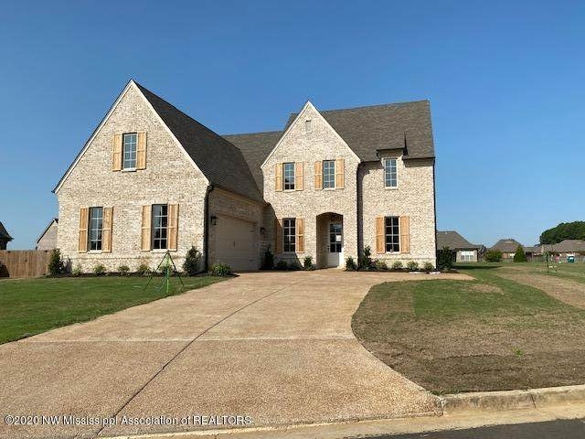 3437 Shiloh Lane, Southaven, MS 38672 (MLS #329835) :: The Live Love Desoto Group