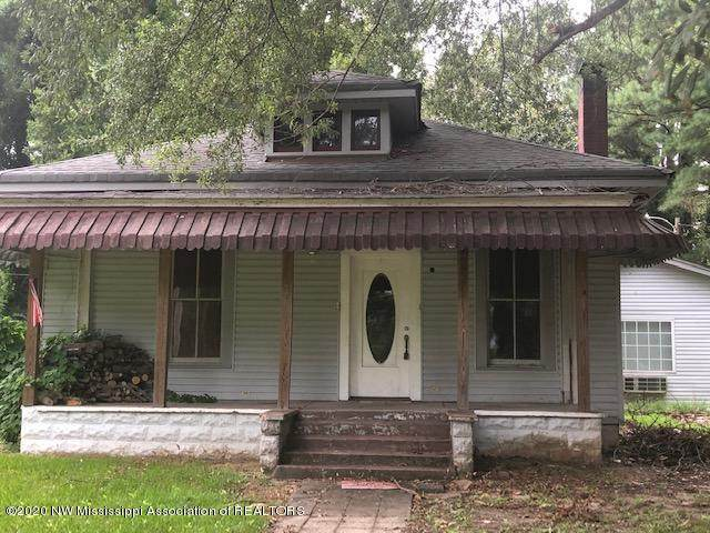 110 E Moon Avenue, Crenshaw, MS 38621 (MLS #330611) :: Signature Realty