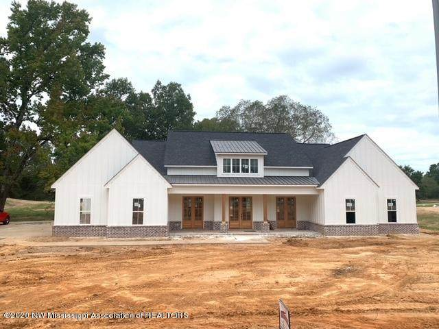 779 S Red Banks Road, Byhalia, MS 38611 (MLS #331390) :: The Live Love Desoto Group