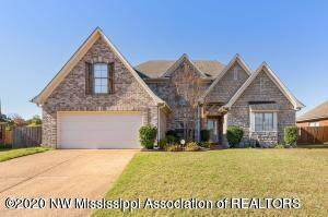 4125 Hollingsworth Cove, Olive Branch, MS 38654 (MLS #332586) :: The Live Love Desoto Group