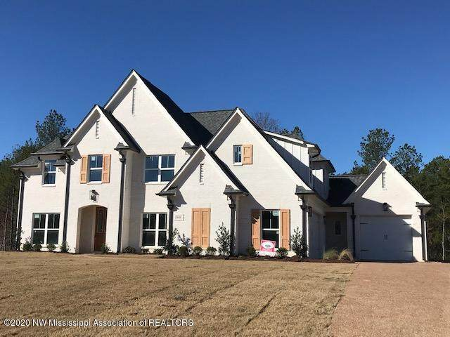 233 Fairview Trails, Byhalia, MS 38611 (MLS #332766) :: The Live Love Desoto Group
