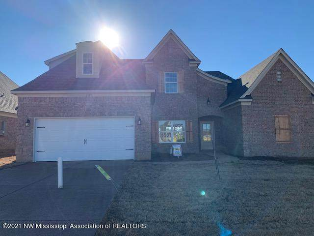 3539 Woodcutter Drive, Southaven, MS 38672 (MLS #333464) :: Signature Realty